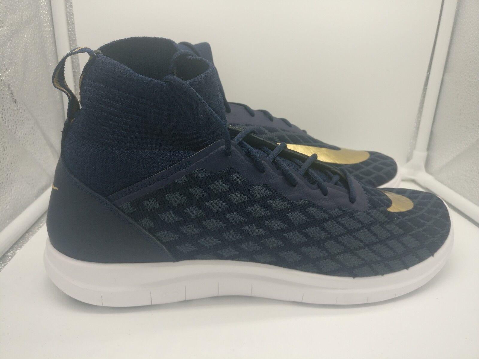 Nike libera hypervenom 3 fc fk college della marina 898029 400 d'oro metallico | Prezzo Ragionevole  | Scolaro/Signora Scarpa