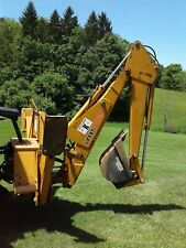 Woods 1050 Backhoe Attachment For Type 2 Or Larger Tractor 6k Lbs Digging Force