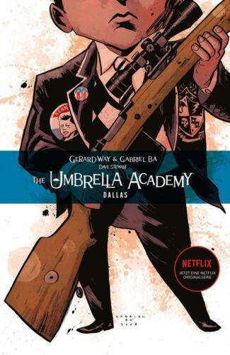Neue Edition 1-3 NEUWARE Comic Cross Cult Auswahl The Umbrella Academy