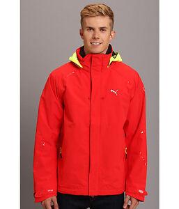 Jacket Artikel509528 Red Heren Xl Deck Nieuw Merkpakket Puma CBhQxtrsd