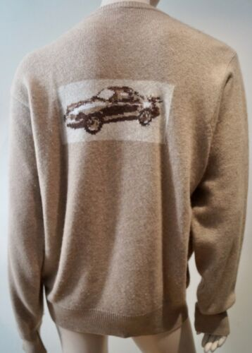 Detail Top Bruin Jumper Szl BamfordSons Sweater 100Kasjmier Beige Car vn80Nmw