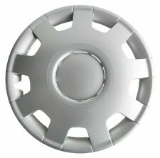 """4x15/"""" Wheel trims wheel covers for Volkswagen Caddy 15/"""" silver//black"""