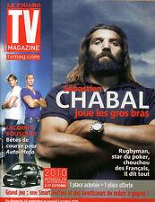 FIGARO TV 25/09/2010 sebastien chabal lacourt bousquet