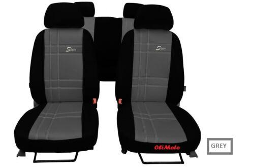on Eco-Leather Tailored Set Seat Covers CITROEN BERLINGO XTR Mk3 5 SEATS 2018