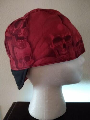 reversible welding caps cap liners -new skull #5