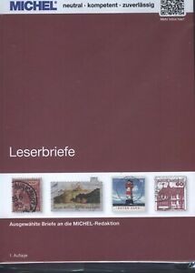 Michel-Leserbriefe-1-Edition-2019-Damaged-Copy