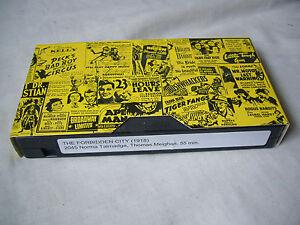 The-Forbidden-City-1918-NORMA-TALMADGE-VHS-SMALL-BOX