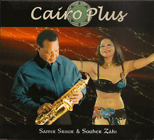Cairo Plus with Souher Zaki Belly Dance CD - Belly Dancing Music