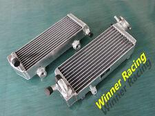 L&R aluminum alloy radiator KTM 125/200/250/300 SX/EXC/MXC  2-STROKE 2008-2013