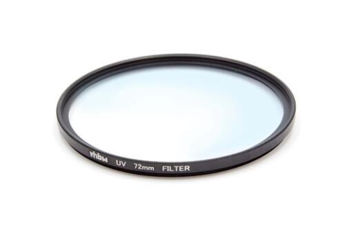 VHBW UV Filtro di Protenzione per Canon EF 35-350 mm 3.5-5.6 L USM