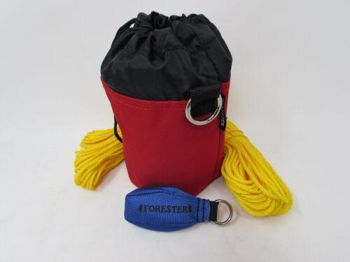 FORESTRY ARBORIST PROFESSIONAL THROWLINE KIT BAG 9OZ BAG 150FT THROW LINE