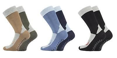 Homesocks ABS Socken Stoppersocken Rutschfest Hausschuhersatz Haussocken 2 Paar