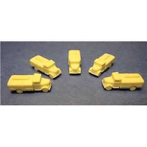 4x LEGO 6629 Braccetto Technic piegato 1x9 Nero4112282