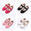 AU-New-Kids-Infant-Girls-Leather-Flats-Wedding-Party-Toddler-Princess-Shoes-Size thumbnail 4