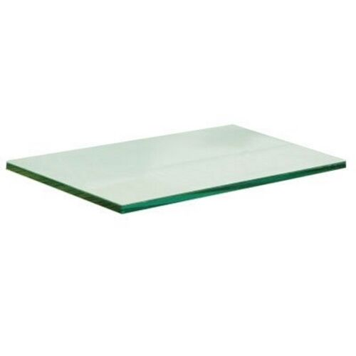 """New Tempered Glass Panel 12"""" x 24"""" x 3/16"""" 1pc"""