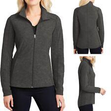 2b120fa8010 item 6 Ladies Plus Size Microfleece Jacket Heather Full Zip Womens Coat XL  2XL 3XL 4XL -Ladies Plus Size Microfleece Jacket Heather Full Zip Womens  Coat XL ...