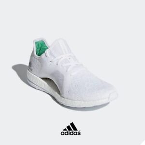 Adidas-Women-039-s-Pureboost-x-Element-Shoes-Runner-Athletic-White-BB6084-SZ-4-8