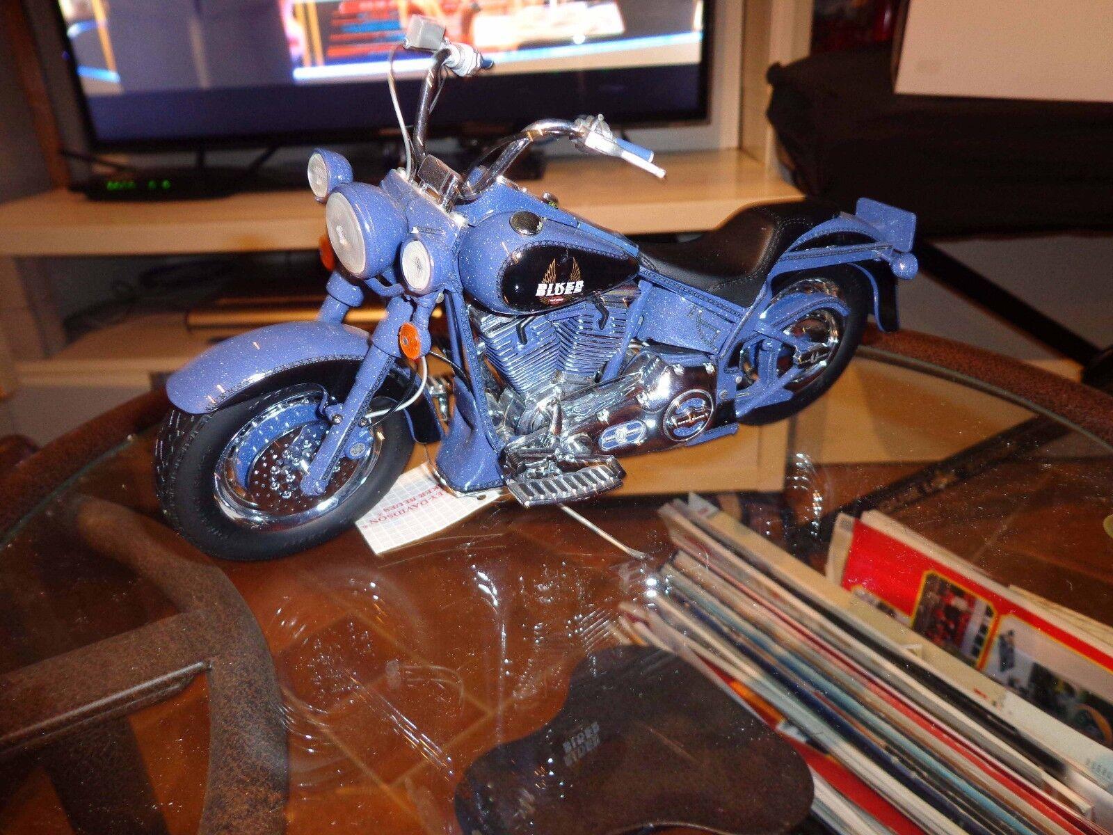 Franklin Mint Harley Davidson Biker blus
