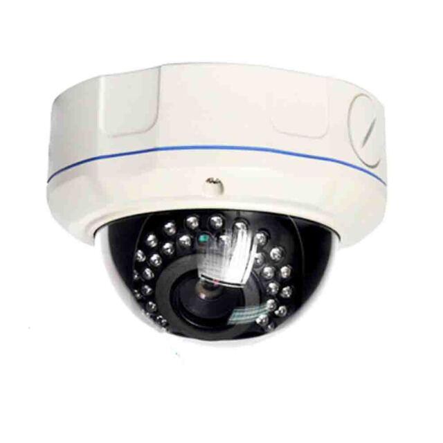 HJT POE HD 5MP IP Camera H.265 Network Vandal Proof Outdoor Security 30 IR Night
