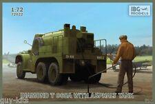 CAMION-CITERNE ASPHALTE  DIAMOND T 968A, US. ARMY - KIT IBG Models 1/72 n° 72022