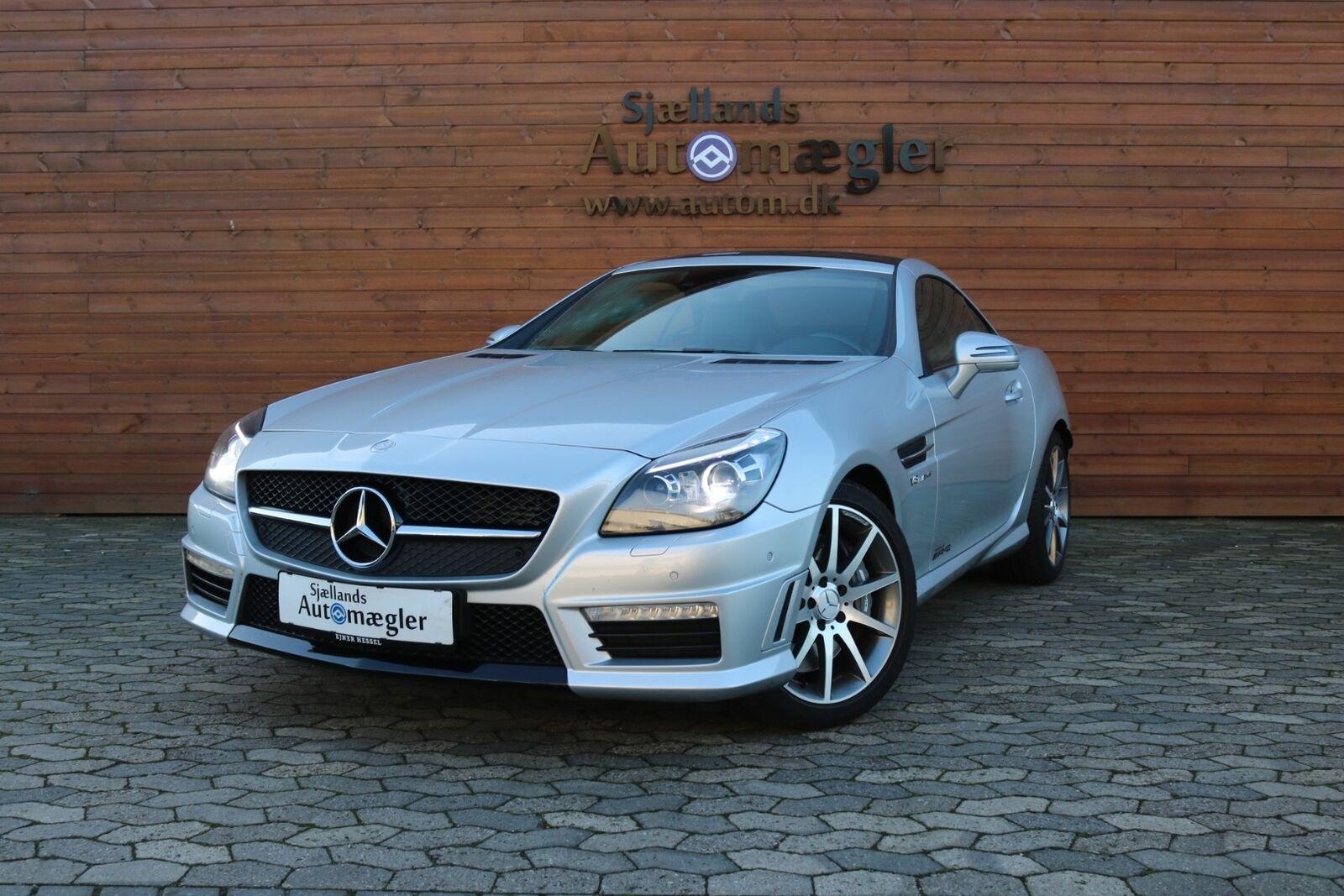Mercedes SLK55 5,5 AMG aut. 2d - 2.701 kr.