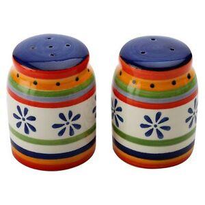 NEW-Casa-Domani-Ipanema-Salt-amp-Pepper-Shakers