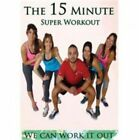 We Can Work It out - The 15 Minute Super Workout 0760137778097 DVD Region 1
