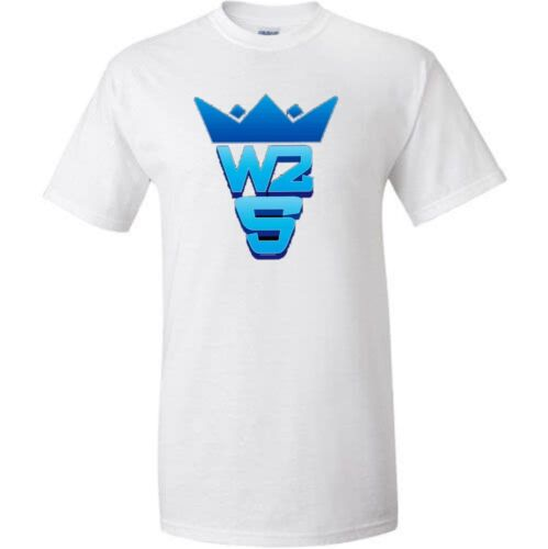 W2S Harry Lewis T-shirt For Kids Gaming Gamer Youtuber Fan Size L 9-11 SALE!!