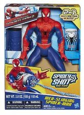 MARVEL THE AMAZING SPIDER-MAN WEB SHOOTING Imbracatura 2 in 1 figura