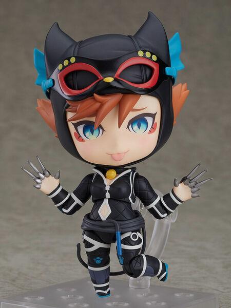 100% Vrai Nendoroid Batman Ninja Catwoman Ninja Edition Good Smile Company Japan New ***