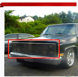 81 83 Chevy Gmc Pickup Phantom Billet Grille 86 Grill Ebay