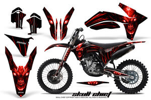 CREATORX GRAPHICS KIT FOR KTM 150XC 250XC 300XC 2011-2012 SCR