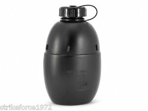 NEW-Army-Issue-58-Pattern-One-Litre-Plastic-Water-Bottle-Genuine-MoD-version