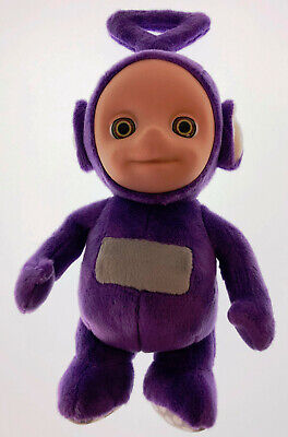 RED Teletubbies Cbeebies Talking Dipsy Soft Toy New without Tags