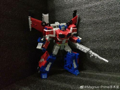 InHand Transformers Siege War Galaxy Optimus Prime Upgrade kit ROS-004 ToysHero