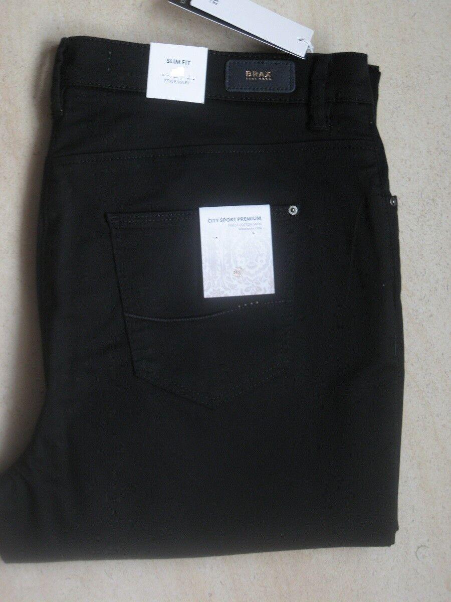BRAX Jeans Stretchjeans Mary Sommer perma schwarz NEU