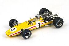 Spark 1/43 S3124 McLaren M5A BRM No.3 Italy GP 6th 1968 Jo Bonnier