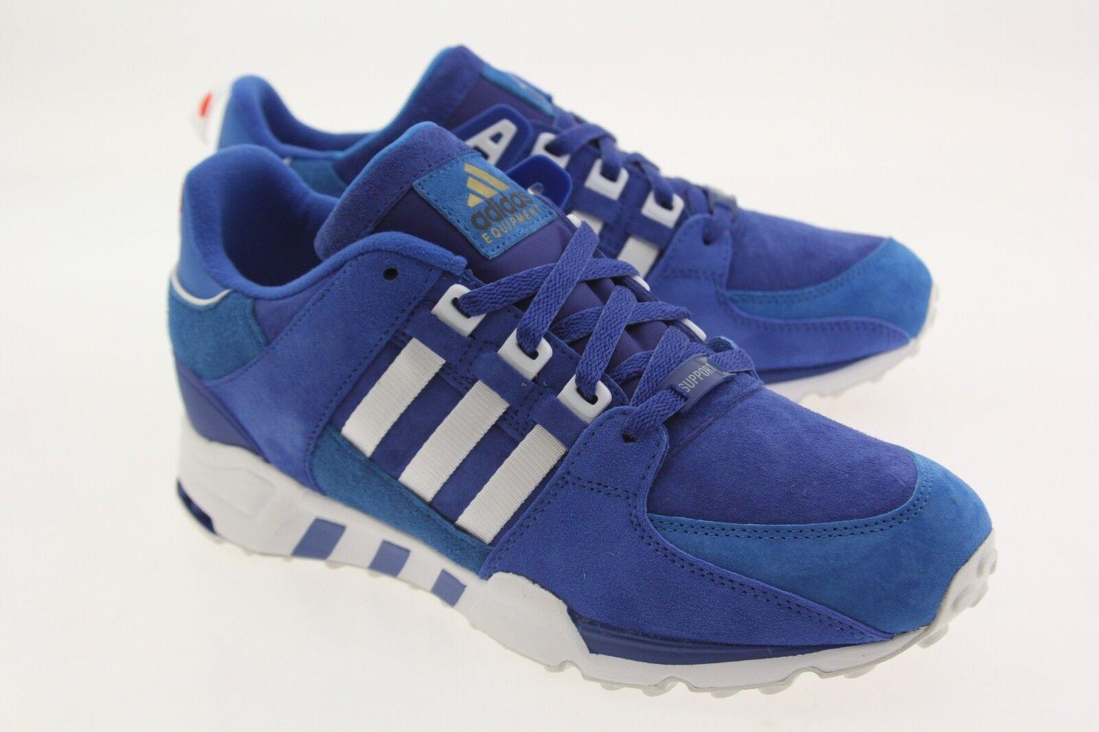 Adidas hommes EQT Running Support 93 - Tokyo  Bleu  collegiate royal  Bleu bird  Blanc  B