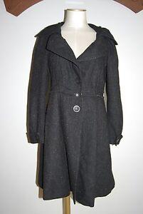 HELENA-SOREL-manteau-gris-taille-38