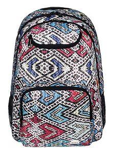 NEW-Roxy-Shadow-Swell-Women-Girls-Backpack-Rucksack-School-College-Uni-Bag