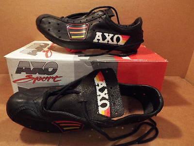 taille 39 NEW-OLD-STOCK AXO Elite Chaussures pour le cyclisme .. pré-percés pour Look//SPD-SL