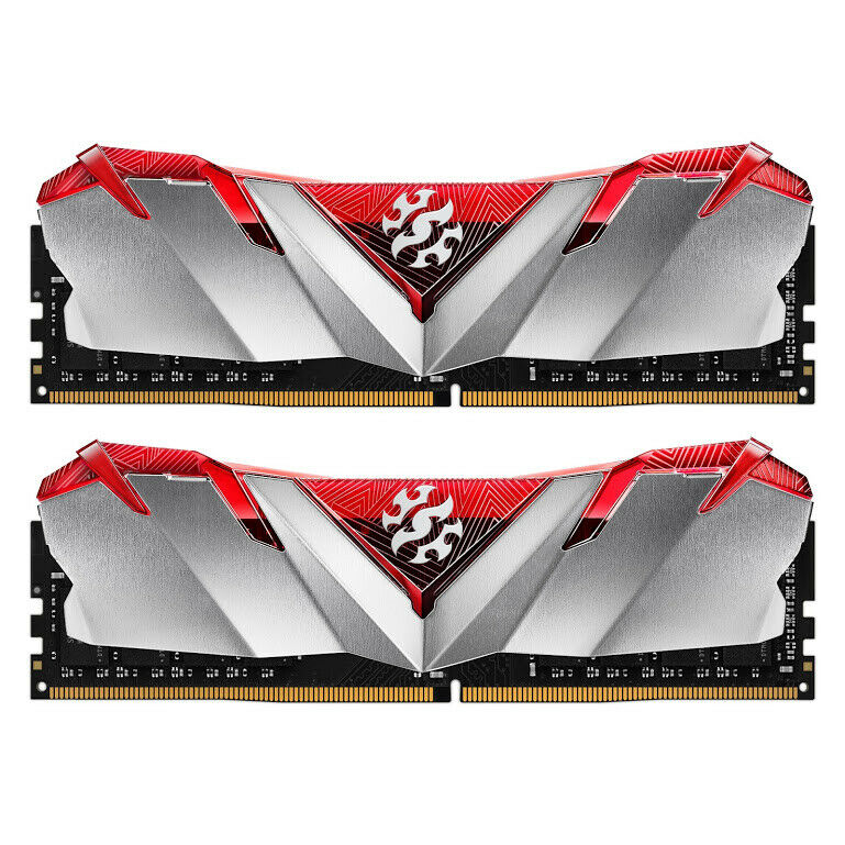 XPG GAMMIX D30 Desktop Memory: 32GB (2x16GB) DDR4 3200MHz CL16 Red. Buy it now for 159.99