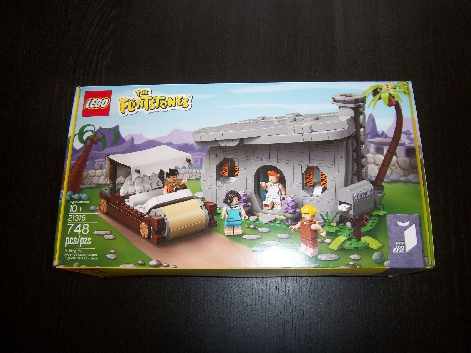 Ideas Lego Flintstones New Box Nsyfqg6654 The Complete In TuKFcl15J3
