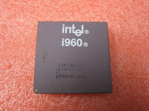 A80960CA33 INTEL Microprocessor Ceramic Gold 168-Pin PGA Vintage-IC CPU 32 Bit
