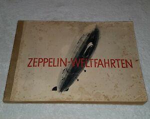 Zeppelin-Weltfahrten-Bilderstelle-Lohse-Greiling-1899-bis-LZ-127-1932-komplett