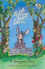 A Midsummer Night's Dream: Shakespeare Stories for Children, 1841213322, New Boo