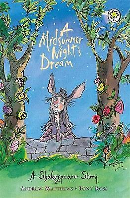 1 of 1 - Shakespeare Stories: A Midsummer Night's Dream, William Shakespeare, Andrew Matt