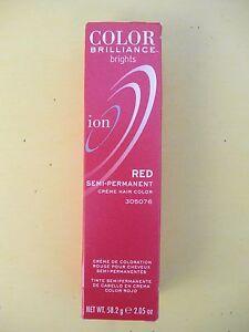 Ion Color Brilliance Brights Semi Permanent Creme Hair Color 2 05oz