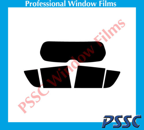 Suzuki Swift 5 Door Hatch 2011-Current Pre Cut Window Tint Limo Window Film