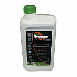 ROUNDUP Unkrautex PowerFlex 480 1L  Herbizid zur Bekämpfung von Unkräutern